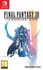 Copertina Final Fantasy XII: The Zodiac Age - Switch