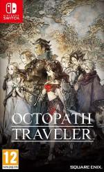 Copertina Octopath Traveler - Switch