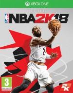 Copertina NBA 2K18 - Xbox One