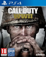 Copertina Call of Duty: WWII - PS4