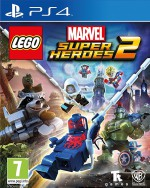 Copertina LEGO Marvel Super Heroes 2 - PS4