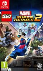 Copertina LEGO Marvel Super Heroes 2 - Switch