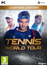 Copertina Tennis World Tour - PC