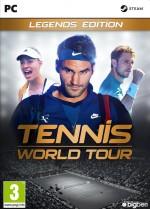 Copertina Tennis World Tour - PC