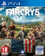 Copertina Far Cry 5 - PS4