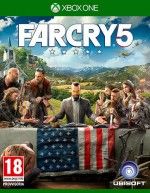 Copertina Far Cry 5 - Xbox One