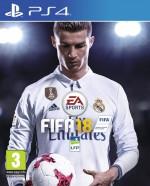 Copertina FIFA 18 - PS4