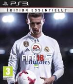 Copertina FIFA 18 - PS3