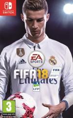 Copertina FIFA 18 - Switch