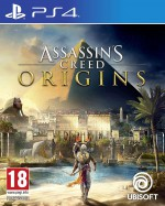Copertina Assassin's Creed Origins - PS4
