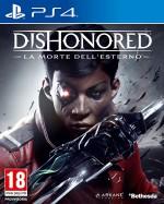 Copertina Dishonored: La Morte dell'Esterno - PS4