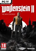 Copertina Wolfenstein II: The New Colossus - PC