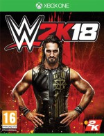 Copertina WWE 2K18 - Xbox One