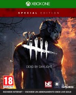Copertina Dead By Daylight - Xbox One