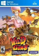 Copertina Wild Guns Reloaded - PC