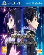 Copertina Accel World Vs. Sword Art Online - PS4
