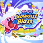 Copertina Kirby's Blowout Blast - 3DS
