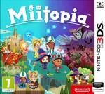 Copertina Miitopia - 3DS