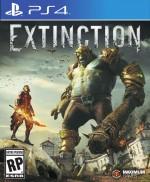 Copertina Extinction - PS4