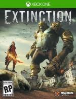 Copertina Extinction - Xbox One
