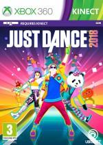 Copertina Just Dance 2018 - Xbox 360