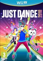 Copertina Just Dance 2018 - Wii U