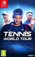 Copertina Tennis World Tour - Switch