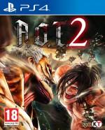 Copertina Attack On Titan 2 - Xbox One