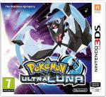 Copertina Pokémon Ultraluna - 3DS
