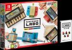 Copertina Nintendo LABO - Switch