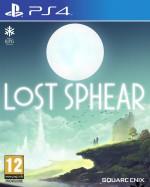 Copertina Lost Sphear - PS4