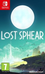 Copertina Lost Sphear - Switch