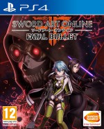 Copertina Sword Art Online: Fatal Bullet - PS4