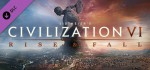 Copertina Sid Meier's Civilization VI: Rise and Fall - PC