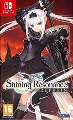 Copertina Shining Resonance Refrain - Switch