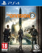 Copertina Tom Clancy's The Division 2 - PS4