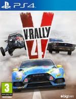 Copertina V-Rally 4 - PS4