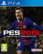 Copertina PES 2019 - PS4