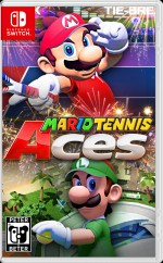 Copertina Mario Tennis Aces - Switch