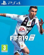 Copertina Fifa 19 - PS4