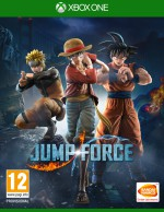 Copertina Jump Force - Xbox One