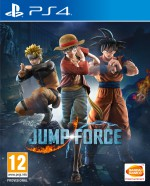 Copertina Jump Force - PS4