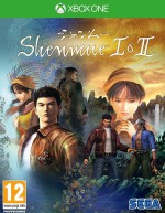 Copertina Shenmue I & II HD Remaster - Xbox One