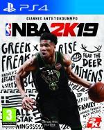 Copertina NBA 2K19 - PS4