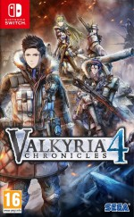 Copertina Valkyria Chronicles 4 - Switch