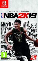 Copertina NBA 2K19 - Switch
