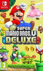 Copertina New Super Mario Bros. U Deluxe - Switch