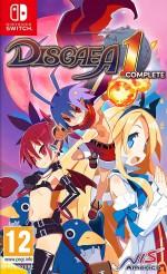Copertina Disgaea 1 complete - Switch