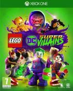 Copertina LEGO DC Super-villains - Xbox One
