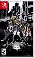 Copertina The World Ends With You: Final Mix - Switch